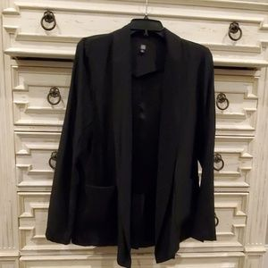 NWOT Saks Fifth Ave ladies silk jacket